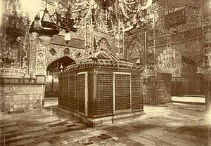 Imam Reza shrine - A picture from second sanctuary