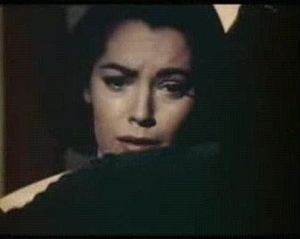 Susan Kohner - from trailer for Imitation of Life (1959)