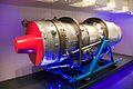 Imperial War Museum North - Rolls Royce Olympus 101 jet engine 2.jpg