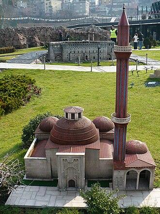 Ince Minaret Medrese - Image: Inceminarelimedrese