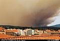 Incendi de la Jonquera vist des de Figueres.jpg