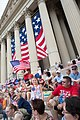 Independence Day Celebration on the Fourth of july at the National Archives (35041207804).jpg