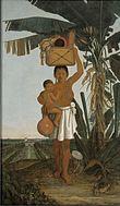 A Tupi woman