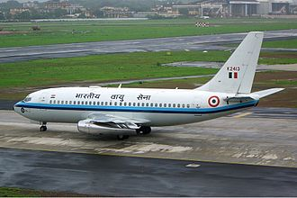 Special Protection Group - Indian Air Force Boeing 737-200 SDS-2