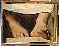 Ingres - Study for the Apotheosis of Homer, Homer's feet, 1826-1827.jpg