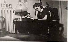 Ingrid von staffeldt i december 1943