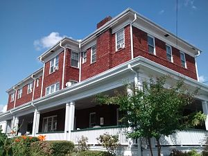 National Register of Historic Places listings in Henderson County, North Carolina - Image: Inn on Church
