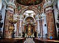 Innsbruck Dom St. Jakob Innen Langhaus Ost 3.jpg