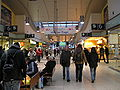 Inside the main station of Potsdam (Potsdam Hauptbahnhof).JPG