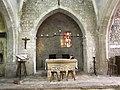 Intérieur de l'église Saint-Maurice de Saint-Maurice-de-Beynost en septembre 2018 - 30.JPG
