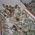 Interieur middenschip, detail gewelfschildering tweede travee, tijdens restauratie - Breda - 20331564 - RCE.jpg