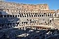 Interior - Colosseum, Rome, Italy (Ank Kumar) 11.jpg