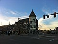 Intersection of Harvard and Beacon Streets, Coolidge Corner, Brookline, MA.JPG