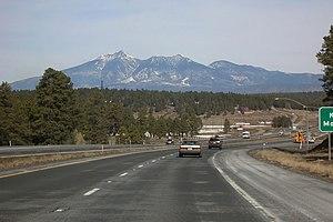 Interstate 17 - Image: Interstate 17, Arizona