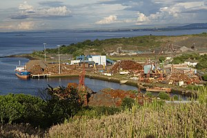 Inverkeithing - Image: Inverkeithing Harbour