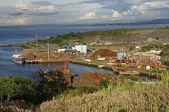 Inverkeithing - Image: Inverkeithing Harbour