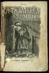 Carolina Invernizio: La trovatella di Milano
