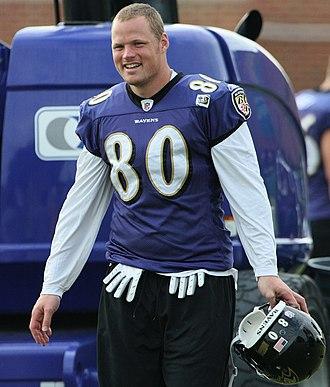 Isaac Smolko - Smolko with the Baltimore Ravens in 2009