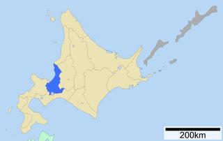 Ishikari Subprefecture Place in Hokkaido