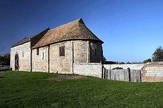 Isleham Priory Church church in East Cambridgeshire, UK