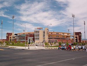 Isotopes Park - Isotopes Park