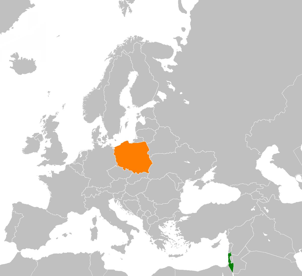 Israel–Poland relations - Wikipedia