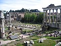 Italie Rome Forum Romain Temple Saturne - panoramio.jpg