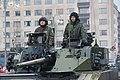 Itsenäisyyspäivän paraati 2015 13 CV90.JPG