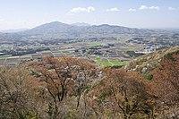 Iwase Basin from Mt.Takamine 01.jpg
