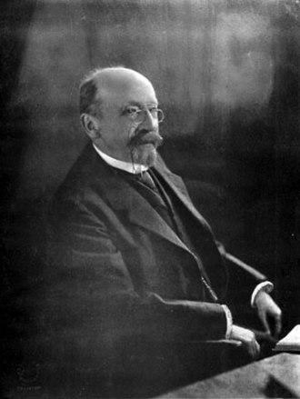 José Toribio Medina - José Toribio Medina in 1918