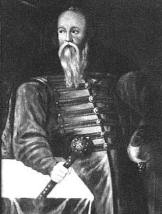 House of Kiszka - Janusz Kiszka, Great Lithuanian Hetman
