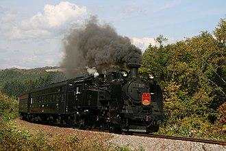 JNR Class C11 - Image: JNR C11 207 20071007