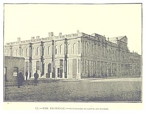 JSE Limited - The Johannesburg Exchange in 1893