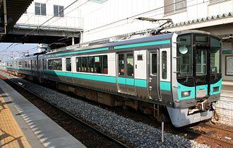 125 series - Kakogawa Line KuMoHa 125-12 in March 2008