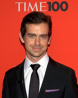 English: Jack Dorsey at the 2010 Time 100.