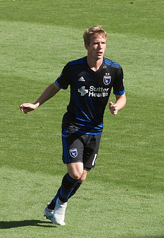 Jackson Yueill - Yueill plays for San Jose in 2017