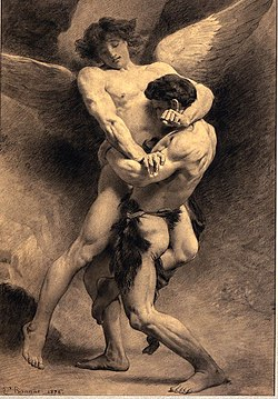 Jacob Wrestling with the Angel by Leon Bonnat.jpg