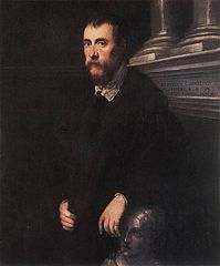 Portrait of the Humanist Giovanni Paolo Cornaro