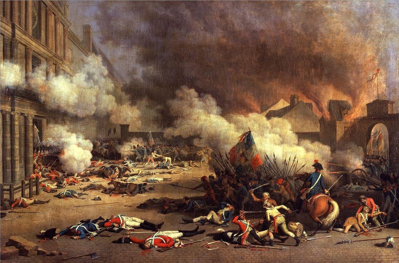 Jacques Bertaux - Prise du palais des Tuileries - 1793.jpg
