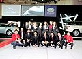Jaguar Land Rover Reveal Latest Line-Up at 2013 Cairo International Motor Show (8431075995).jpg