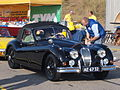 Jaguar XK 140 dutch licence registration AE-67-32 pic1.JPG