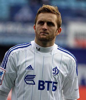 Jakob Jantscher - Jantscher with Dynamo Moscow in 2012