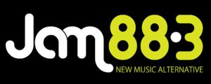 DWJM - Image: Jam 88.3 logo 2012