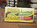 Jamaica in the Square - Chamberlain Square - banners (7728383130).jpg