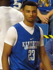 brand new 27e81 bd051 Jamal Murray - Wikipedia