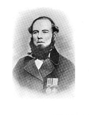 James Byrne (VC) - Image: James Byrne VC