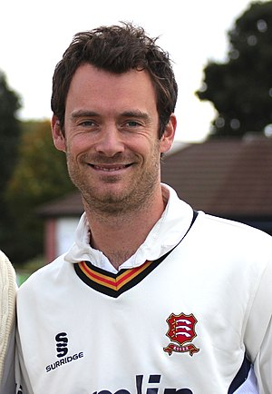 James Foster (cricketer, born 1980) - Image: James Foster 2011