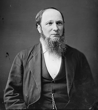 James William Marshall - Image: James William Marshall, Brady Handy bw photo portrait, ca 1865 1880