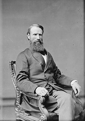 James Wilson (Secretary of Agriculture) - Representative James Wilson