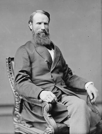 James Wilson, congressman from Iowa and Secretary of Agriculture